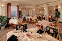 Arizona Retirement Community  Dining Room