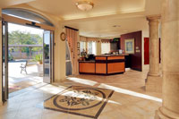 Arizona Retirement Community  Lobby